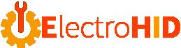 ElectroHID – Piese de schimb pentru utilaje si masini unelte (poduri rulante, macarale, etc) Logo